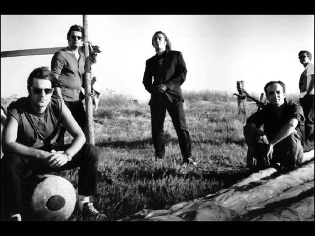 ελληνικό ροκ συγκρότημα