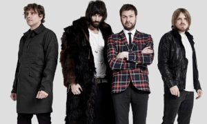 members of the band Kasabian