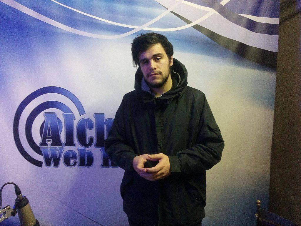 ο Solmeister σε ραδιοφωνική συνέντευξη του anthem.gr