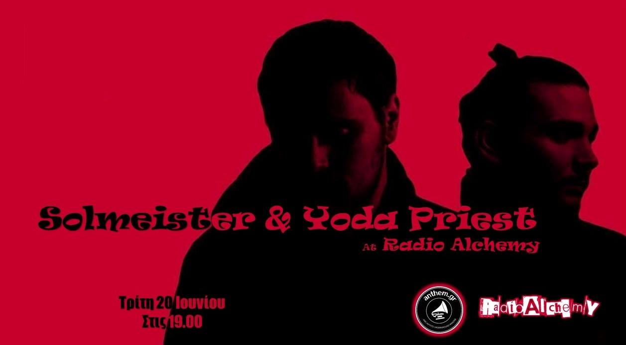 solmeister and yoda priest radio interview