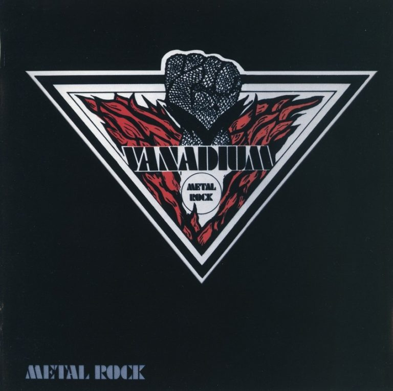 Underground Metal Classics #7: Metal Rock by Vanadium