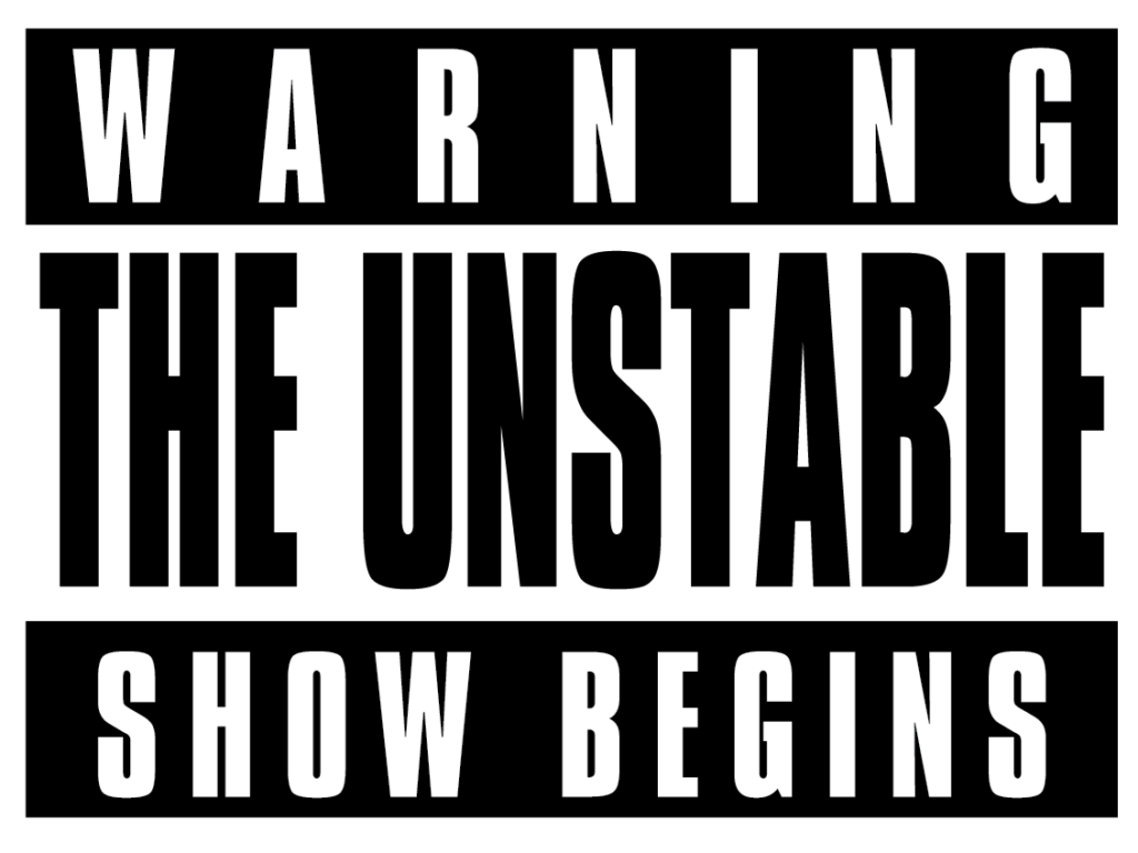 The Unstable Show logo