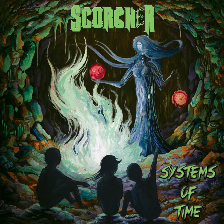 Flashback: Scorcher – Systems Of Time