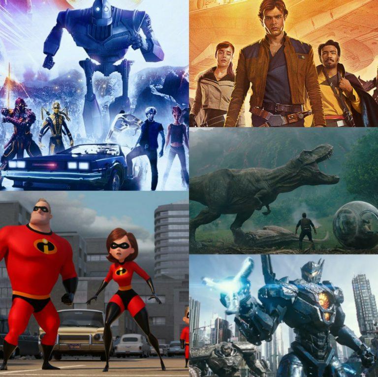 The Movie Corner: Συνοπτικές κριτικές για ταινίες του 2018 – Geeky Movies