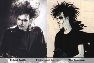 robert smith - the sandman