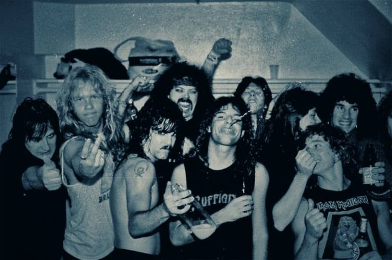 Playlist: '80s Heavy Metal Nights