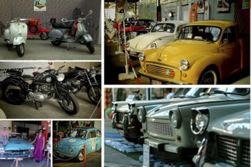 έκθεση retro οχημάτων