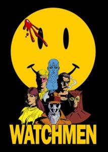 αφίσα watchmen
