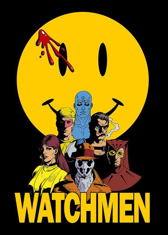 Azrael Overtones #18: Watchmen! Αλήθειες και γεγονότα…