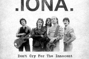 εξώφυλλο δίσκου Don't Cry For The Innocent από τους Iona